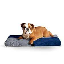 K&H Quilted Memory Dream Bed™, Memory Foam Dog Bed
