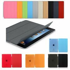 For Apple iPad Air 5th Tri Fold Magnetic PU Leather Hard Case Smart Cover Hot