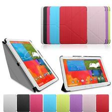 Smart Leather Stand Case Cover For Samsung Galaxy Note Tab 3 Tab 4 10.1 SM-P600