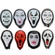2014 Popular Scary Ghost Face Scream Halloween Costume Mask with Hood gift Decor