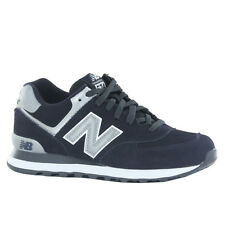 New Balance Classics Traditionnels Navy Suede Mens Trainers