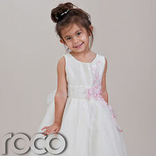Girls Ivory Dress, Bridesmaid Dresses, Girls Dresses UK, Prom Dresses