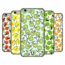 HEAD CASE BICYCLE FRUIT WHEELS SNAP-ON BACK COVER FOR APPLE iPHONE 6 4.7