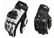 Moto Cross, BMX, Biking, Extreme sport Protective Leather Wearproof Gloves 202
