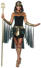 Egyptian Goddess Queen of Nile Cleopatra Black Woman Costume