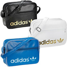 adidas Originals Adicolor Airliner Shoulder Side Retro Messenger School Bag