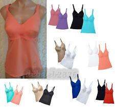RHONDA SHEAR MOLDED CUP CAMISOLE 2 PACK (59.90 value)