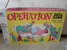 Operation spare game pieces 1965 -choose your piece