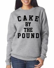 Cake By The Pound Sweatshirt - Black or Grey Jumper