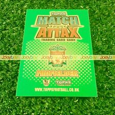 CHOOSE 10/11 EXTRA MAN OF THE MATCH MOTM ATTAX CARD FROM ALL 20 2010 2011