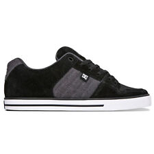 DC Shoes Course XE Black Mens Trainers