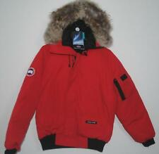 NEW 2014 CANADA GOOSE CHILLIWACK PARKA RED MENS XS S M L XL DOWN AUTHENTIC