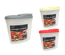 Dry Food Storage Containers Great For Cereal and Food Storage holds 3Litres