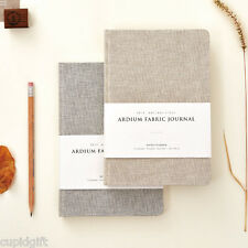 2015 Ardium Fabric Journal Planner Diary Scheduler Agenda Notebook Organizer