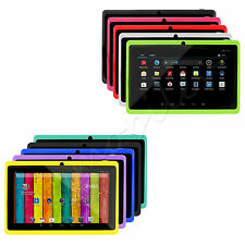 "7"" 4GB A23 Dual Core Multi-Touch Tablet w/ Camera Android Jelly Bean 4.2 WIFI PC"