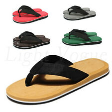 Hot New Men Massage Sandals Beach Showers Shoes Thong Slippers Flip flops 0044X