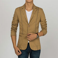 Stylish Man 2 button suit jacket men's suits
