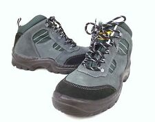 NWB Aimont 09098 Raul EN 345 Suede Upper Steel Toe Safety Trainers Boots DRG4