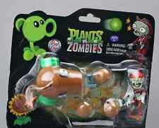 1PC Plants vs. Zombies 2 Figure Coconut Cannon Peashooter Snow Pea Figures