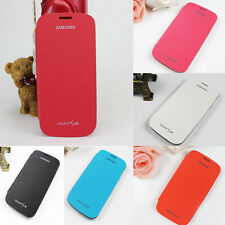ETUI HOUSSE COQUE PU CUIR FLIP COVER CASE PROTECTION PR SAMSUNG GALAXY S3 i9300
