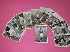 Sporting Events & Stars Pattreiouex Football Rugby Senior Service cigarette card