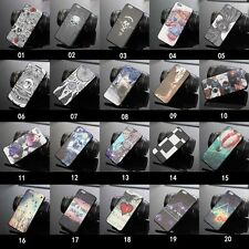 Fashion Pattern Hard Back Case Cover Skin For Iphone 5S 6 Samsung Galaxy S4 5