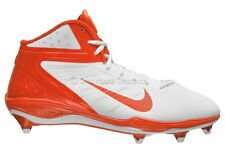 new-nike-alpha-talon-elite-34-d-football-cleats-detachable-studs-whiteorange