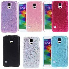 Hard Protect Back Case Cover Skin Shine Glitter Bling thin For Samsung Galaxy