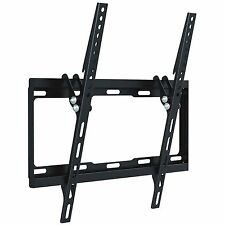 Ultra Slim Heavy Duty Tilting Wall Mount for 32-50 inch LED LCD Plasma HD TV