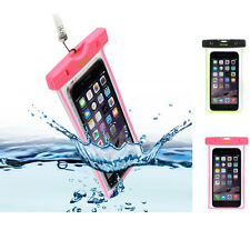 iKross Universal Waterproof Case Pouch Bag with Neckstrap For iPhone Cell Phone
