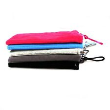 Hot Sale Velvet Cloth Sleeve Strap Sock Gift Pouch for apple iPhone5