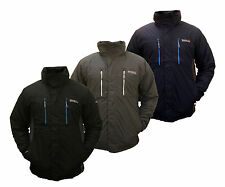 RRP £70 REGATTA MENS WATERPROOF BREATHABLE THERMOGUARD INSULATED FRASER JACKET