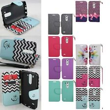 For LG G3 Vigor / Mini / Beat Cell Phone Case Hybrid Wallet Pouch Flip Cover