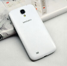 Leather grain Design Back Battery Cover Replacement For Samsung Galaxy S4 S3 S5