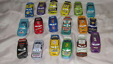 disney Pixar Cars Diecast PISTON CUP RACE CARS Selection to add to your bundle