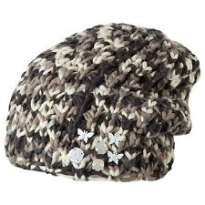 Barts Fritz Beanie Kids heather grey knitted Butterfly- Appliqué SALE