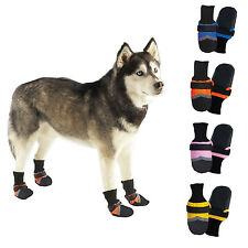 DOG BOOTS Guardian Gear Water Repellent All Weather Protective Booties Shoes Pet