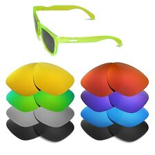 Walleva Replacement Lenses for Oakley Frogskins Sunglasses - Multiple Options