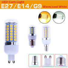 E27 E14 G9 27 48 69 SMD 5050 LED Spot Light Corn Lamp Bulbs 4.5W 6W 8W Ampoules