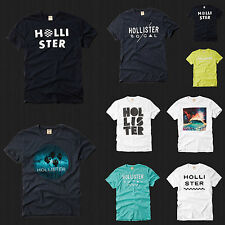 NWT HOLLISTER By Abercrombi​e Men Clobberstones Graphic T Shirt Tee All Size New