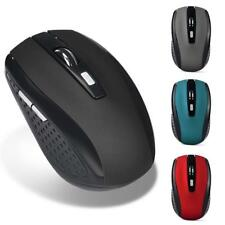 New Bluetooth 3.0 Optical Mini Wireless Mouse 1000 DPI Laptop Notebook Excellent