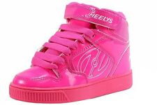 Heelys Girl's Fly High-Top Fashion Skate Sneakers Pink Shoes