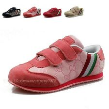 New Child Sport Boys Girls Kid's Sneakers Children Running Shoes soft sole T231