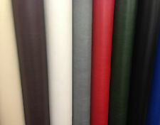 Heavy Duty Fire Retardent Faux Leatherette Vinyl Leather PVC Upholstery Fabric