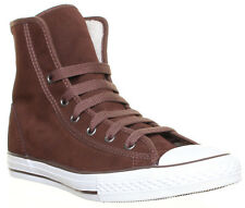 12715 Converse 640504 Junior Suede Leather Trainers Size UK 3 4 5 Fur Lined Warm