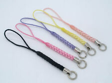Wholesale New Mixed Mobile HOTSELL Cell Phone Lanyard Cord 80mm