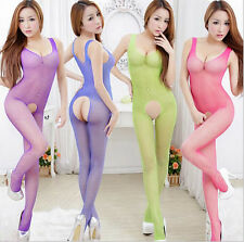 Hot Sale Couples Sexy Fishnet Sleepwear Lingerie G-string AnnaMu Underwear