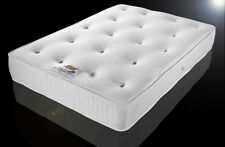 """exclusive bed-world11"""" TUFTED ORTHOPAEDIC MATTRESS DOUBLE 4FT6 5FT KING SIZE"""