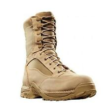 "Danner Desert TFX Rough-Out Hot 8"" Tan Boots"