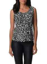 Marc New York Ladies Pleated Front Sleeveless Top XSmall Small Medium Large  XL